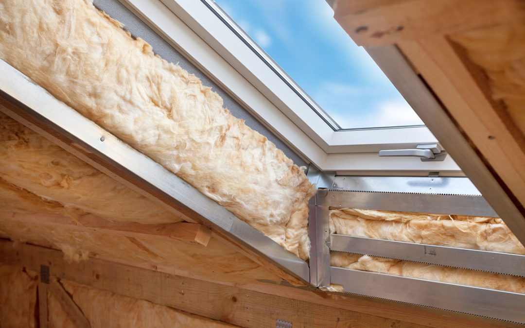 An Energy Efficient Home Starts with Insulation